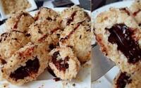 Tvarohové knedličky s čokoládou sú nutrične hodnotnou maškrtou, ktorú musíš ochutnať (Recept)