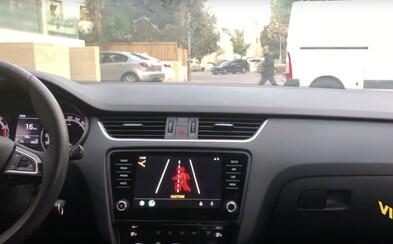Tvoj mobil môže upozorniť autá, že sa chystáš vstúpiť do ich jazdnej dráhy. Apka Viziblezone môže zachraňovať životy