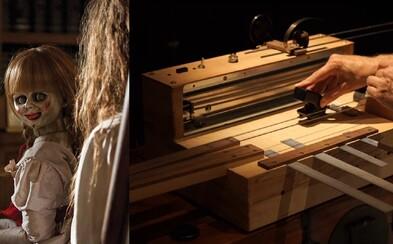 Tvorba hororových zvukov nevyžaduje špeciálne efekty, hudobní experti si vystačia aj s bizarným inštrumentálnym nástrojom