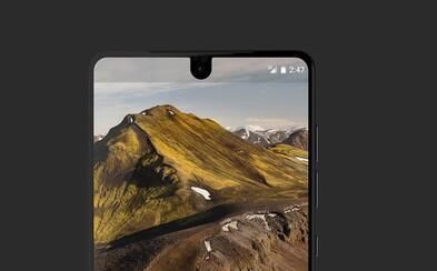 Tvorca Androidu prináša high-end smartfón pre tých najnáročnejších. Essential Phone tvorí titán a keramika