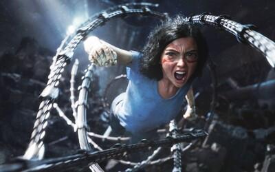 Tvorca Avatara vytvoril nebezpečnú Alitu, ženského kyborga s obrovskou silou