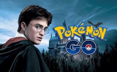 Tvorca Pokémon Go prinesie už budúci rok hru Harry Potter v rozšírenej realite!
