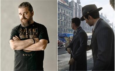 Tvůrce původní Mafie Daniel Vávra kritizuje remake. Co mu vadí, jak plánoval ukončit Mafii 2 a jaký scénář měl pro Mafii 3?