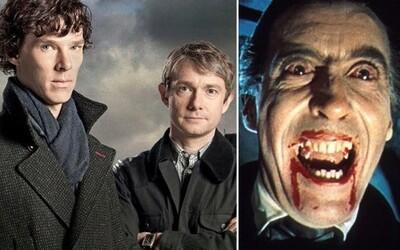 Tvorcovia fenomenálneho Sherlocka oživia po vzore skvelého britského seriálu aj Draculu. Znamená to koniec Cumberbatchovho detektíva?