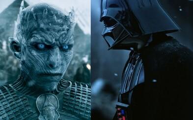 Tvůrci Game of Thrones napíší úplně novou sérii Star Wars filmů!