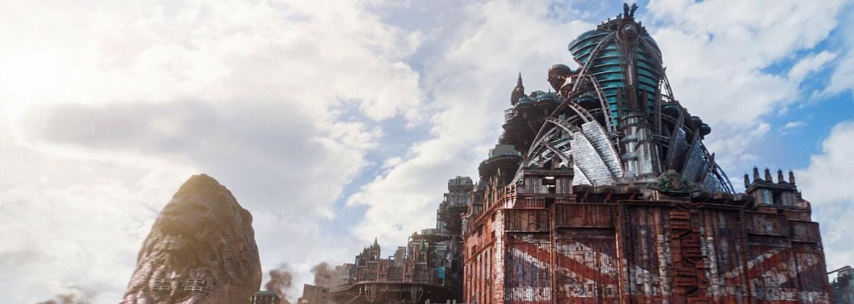 Tvorcovia Pána prsteňov predstavia post-apokalyptický svet, kde gigantické pohyblivé mestá požierajú svoje okolie