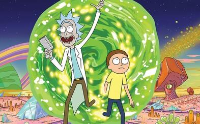 Tvorcovia Ricka a Mortyho upokojujú fanúšikov: tretia séria obľúbeného animovaného úletu dorazí ešte tento rok