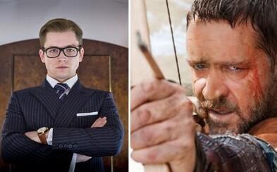 Tvorcovia Robin Hood: Origins sľubujú nový, modernejší pohľad na známeho zbojníka. Kingsman vymení zbrane za luk a šípy