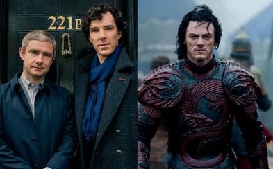 Tvorcovia Sherlocka budú na Slovensku natáčať seriál Dracula. Ktoré lokality si vybrali?