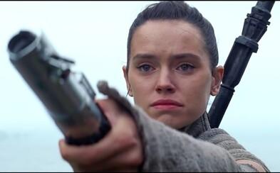 Tvorcovia Star Wars: The Last Jedi sľubujú v novej epizóde šokujúce odhalenie, ktoré zatieni všetko, čo sme doteraz videli