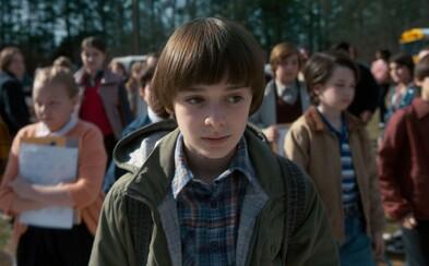 Tvorcovia Stranger Things doprajú mladému Willovi zaslúžený oddych. V 3. sérii plánujú predstaviť ďalšiu novú formu zla