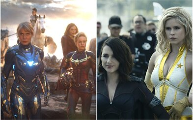 Tvorcovia The Boys sparodovali scénu z Avengers: Endgame. Bitka s výhradne ženskými hrdinkami im naozaj vyšla