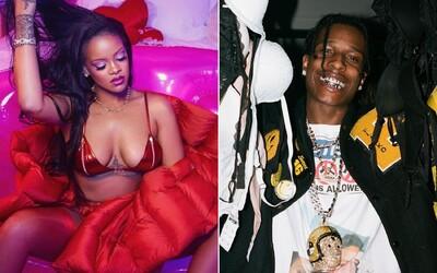 Tvoria Rihanna a ASAP Rocky pár? Speváčku po rozchode fanúšikovia spájajú so slávnym raperom