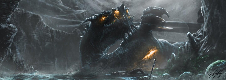 Tvory zo Stredozeme, o ktorých ste nechyrovali. Drak hrozivejší ako Smaug či Morgoth, pán Saurona