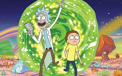Tvůrce Ricka a Mortyho chce ze seriálu udělat celovečerní film