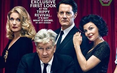 Twin Peaks nám s novým teaserom ukáže staro-nové postavy. Zostarli, ale sú to stále oni