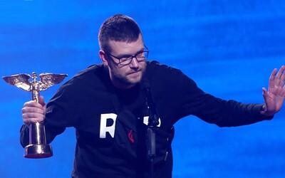 Ty Nikdy vyhrálo Anděla za své labelové album Akta X