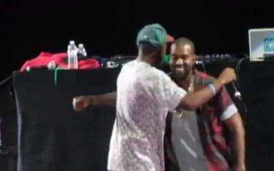 Tyler si ako špeciálneho hosťa priviedol Kanyeho Westa!
