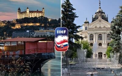Týmto sa môžu Bratislava a Košice pýšiť pred hokejovými fanúšikmi z celého sveta