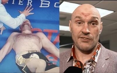 Tyson Fury poslal po zápase ľuďom trpiacim psychickými problémami emotívny odkaz: Urobil som to pre vás!