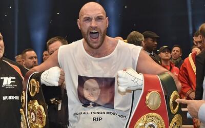 Tyson Fury: Príbeh neporazeného boxera, ktorého najťažší súboj prebiehal mimo ringu. Depresiu riešil kokaínom a alkoholom