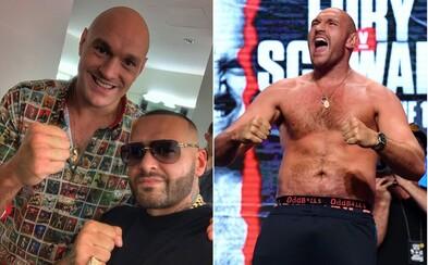Tyson Fury v Praze potvrdil odvetu s Wilderem. Tvrdí, že to bude největší zápas všech dob