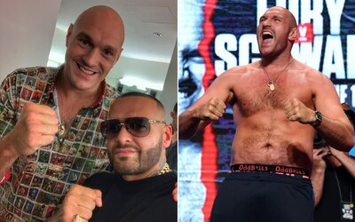 Tyson Fury v Prahe potvrdil odvetu s Wilderom. Tvrdí, že to bude najväčší zápas všetkých čias