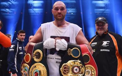 Tysonovi Furymu našli v tele kokaín. Príde tak definitívne o svoje opasky a šancu znova poraziť Vladimira Klička?