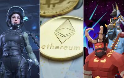 Tyto hry ti umožní vydělávat tisíce korun díky kryptoměnám. Tržby přes 2,5 miliardy způsobily revoluci, NFT láká umělce z Marvelu