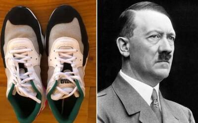 Tyto tenisky lidem připomínají Hitlera. Někteří zákazníci je proto raději prodali