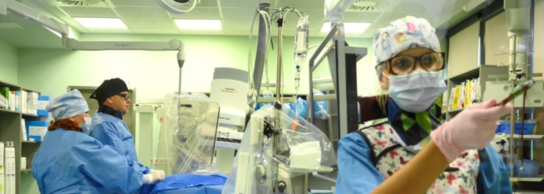 Tyto tři nemocnice ze Středočeského kraje vyhlásily stav hromadného postižení osob