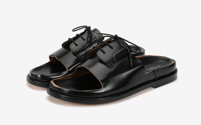 Tyto zmutované pantofle od Maison Margiela stojí 19 500 Kč