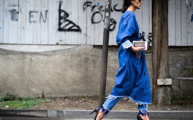 Týden módy z Tbilisi nám nabízí výběr Street Style záběrů plný těch nejstylovějších slečen a dam
