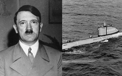 U Dánska objevili nacistickou superponorku. Konspirátoři věří, že v ní měl uniknout i Hitler