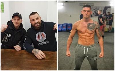 U Karlose Vémoly se mi bydlelo suprově, utratím přes 100 000 korun za 5 týdnů přípravy, říká UFC bojovník David Dvořák