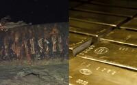 U Koreje údajně našli vrak ruské lodě se 132 miliardami dolarů ve zlatě. Společnost chce plavidlo vytáhnout
