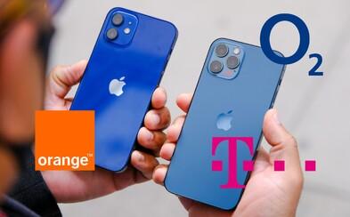 U ktorého operátora kúpiš nový iPhone 12 najlacnejšie? Niektorí oficiálne ceny od Apple navýšili
