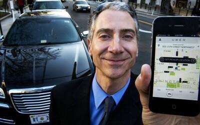 Uber: kontroverzná taxiaplikácia prichádza na Slovensko