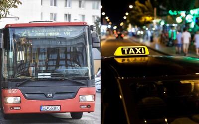 UBER skončil, ako sa teraz prepravovať po Bratislave? Použiť sa dajú ďalšie aplikácie, no vyskúšať môžeš aj MHD či bicykel