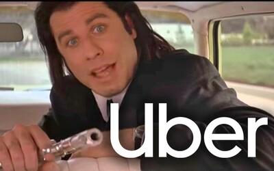 Uber spouští tichý mód. Řidič při něm nebude mluvit a vypne hudbu