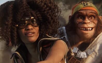 Ubisoft na E3 priniesol Far Cry 5, úžasne vyzerajúce Beyond Good and Evil 2 či veľké pirátske prekvapenie Skulls and Bones