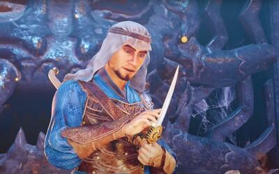 Ubisoft odhalil remake Prince of Persia: Sands of Time. Hra však vyzerá komicky a grafikou pripomína hru na PS3