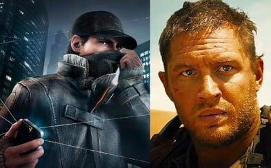 Ubisoft pripravuje filmové spracovania pre Watch Dogs, Splinter Cell a The Division!