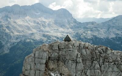 Ubytujte sa v Alpách zadarmo, stačí zdolať 2500 metrov nad morom