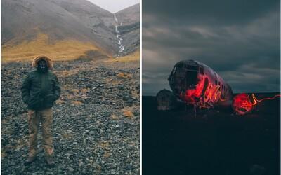 Úchvatná panenská príroda Islandu vs. dvaja Slováci s odhodlaním podstúpiť kvôli tým najkrajším záberom čokoľvek (Rozhovor)