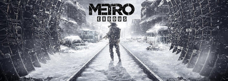 Úchvatné Metro Exodus predstavuje nádherný a hororový postapokalyptický svet na nových 4K záberoch