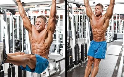 Účinné cviky na brucho, ktoré musíš isto vyskúšať