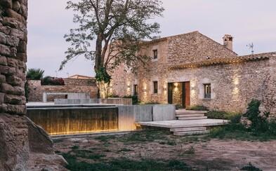 Úcta k pôvodnej architektúre v miernom prepojení s modernou zo španielskej Girony