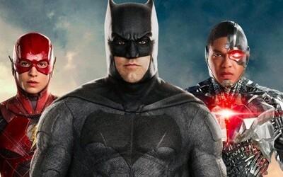 Účtovníci Warner Bros. sú v slzách. Na Justice League štúdio prerobí od 50 do 100 miliónov dolárov