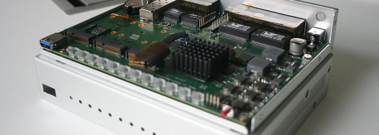 Údajně nejbezpečnější router světa jde do výroby. Vynalezli jej tvůrci z České republiky